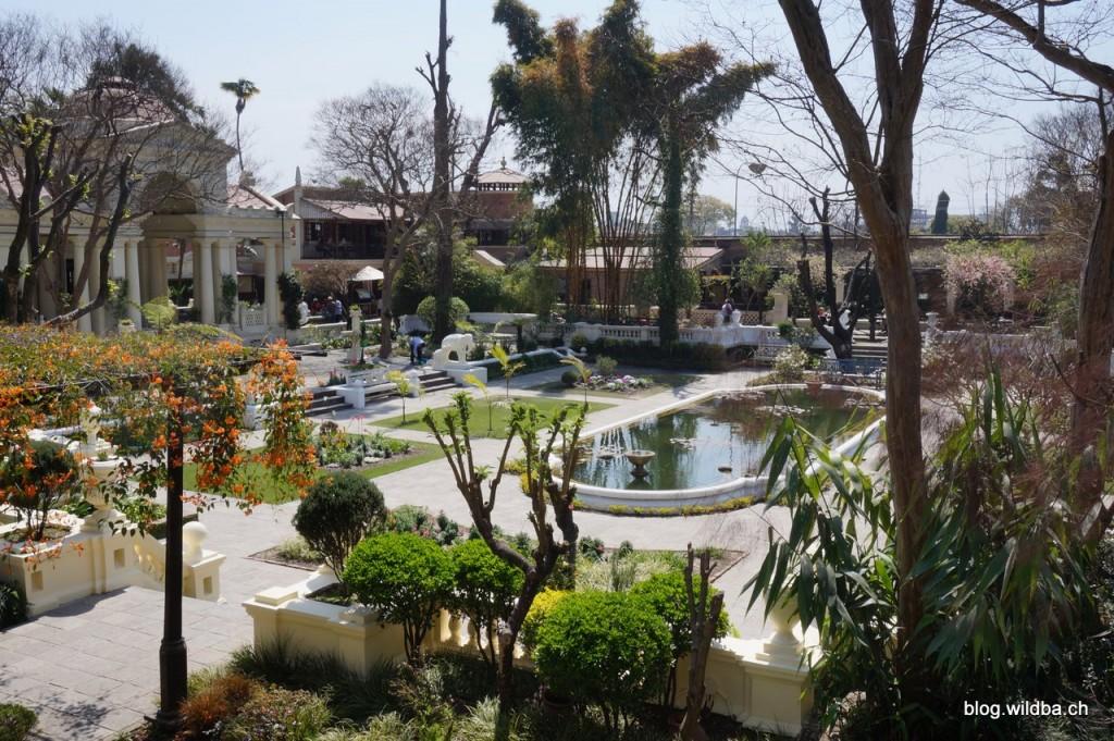 Garden of Dreams (Kathmandu)