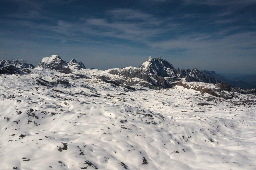 Steinernes Meer Plateau