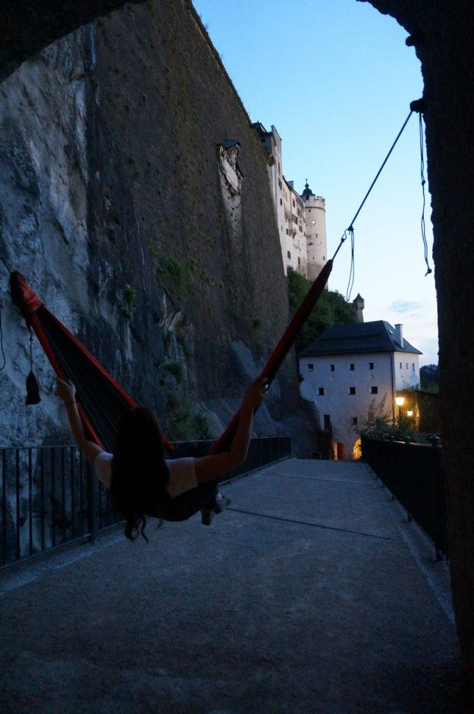 Festung Hammock Salzburg ;)
