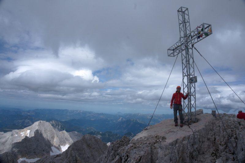 Klettersteig Johann : Der johann klettersteig u hoher dachstein news