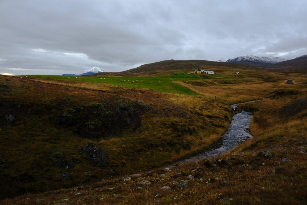 Fahrt nach Akureyri