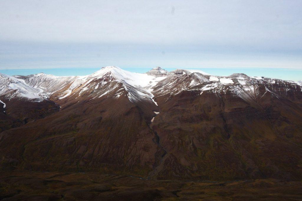 Wandern im Norden Islands