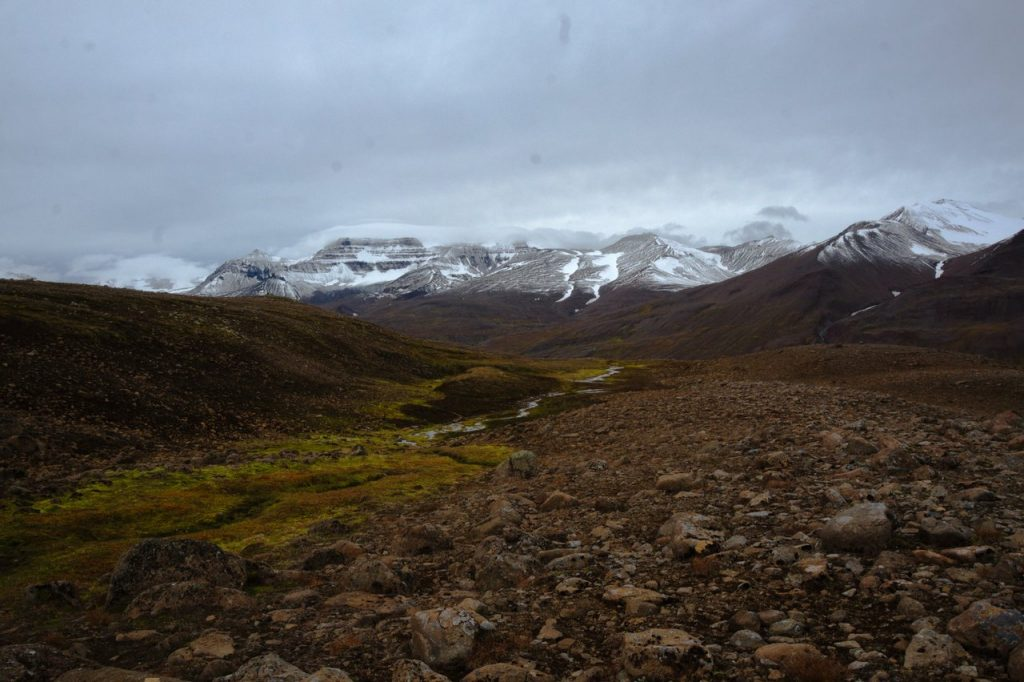Wanderung auf den Hausberg von Akureyri