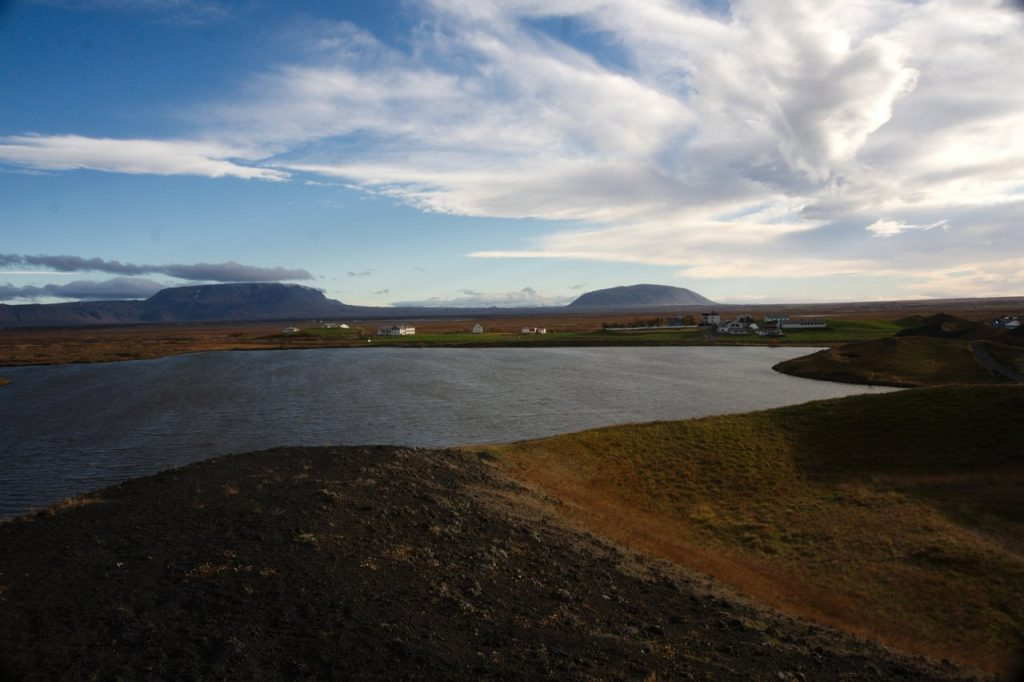 Farm am Mývatn