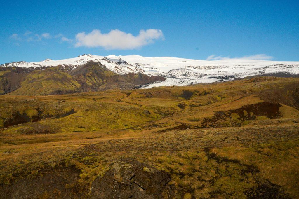 Wanderung zum Eyjafjallajökull