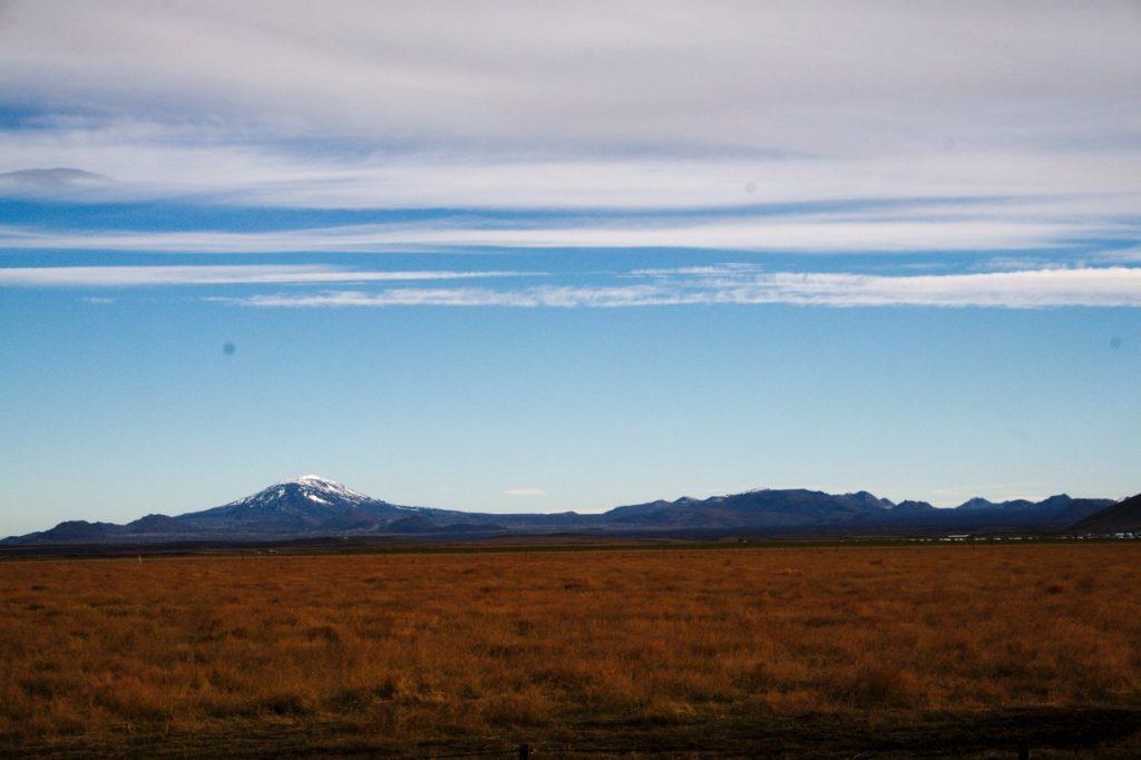 Hekla Vulkan